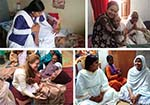 Paramhansa Yogananda Charitable Trust project for widows