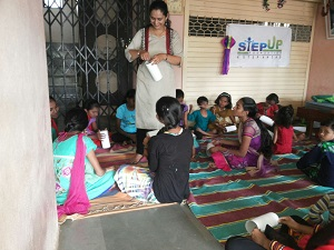 Step up foundation - Education support class and education sponsorship