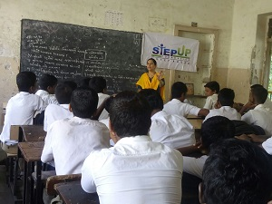 Step up foundation - Life skills education program